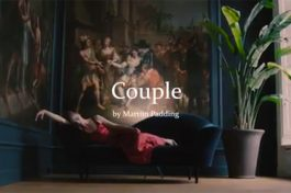 The Dutch Golden Collection presents Couple by Martijn Padding